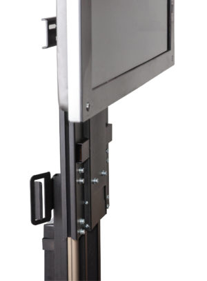 Troller cu elevator MOBI-LIFT