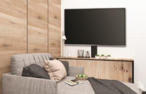 Suport TV motorizat